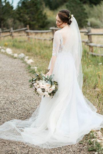 Wedding @ Wild Basin Lodge, pa
