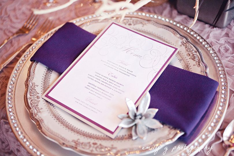 Place Setting Emily G Photography