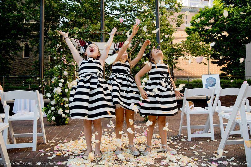 Sweet Flower Girls! Mosca Studio