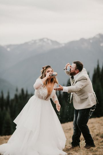 Olympic NP Elopement