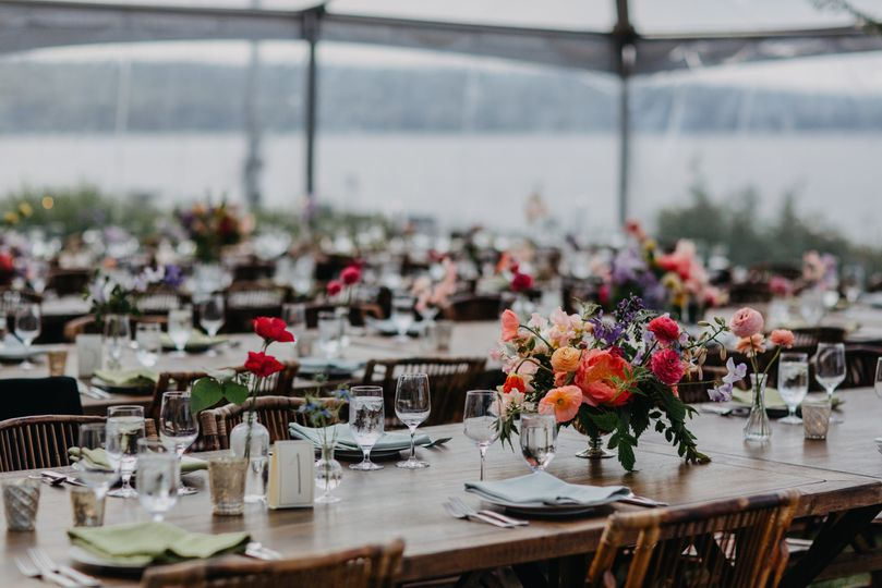 Port ludlow wedding