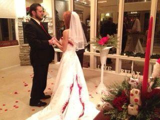 e48bffb8a02e5348 wedding Dyan and Franklin Bailey Dec 2014