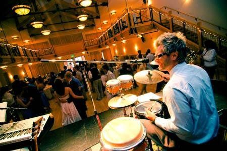The Pavilion was built for live music - we routinely host nationally touring acts. The built-in...