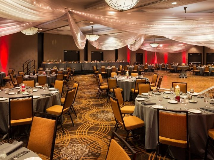 Tmx 1392509694182 Ballroomweddingset131019008 Minneapolis, MN wedding venue