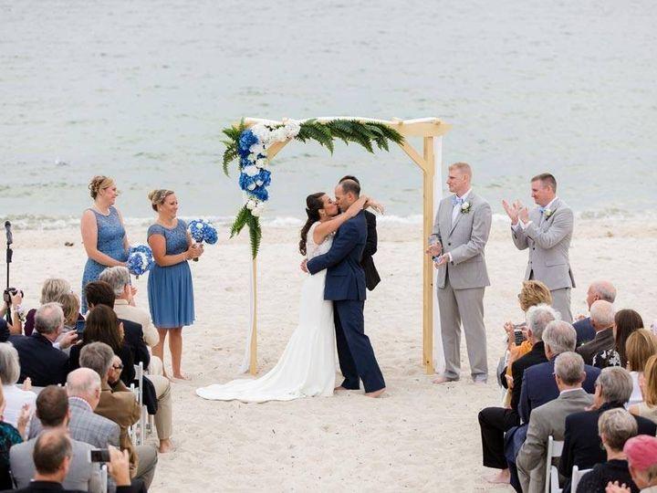 Tmx Sea Crest Old Silver Beach Wedding Ceremony First Kiss 51 21580 157376002373720 North Falmouth, MA wedding venue