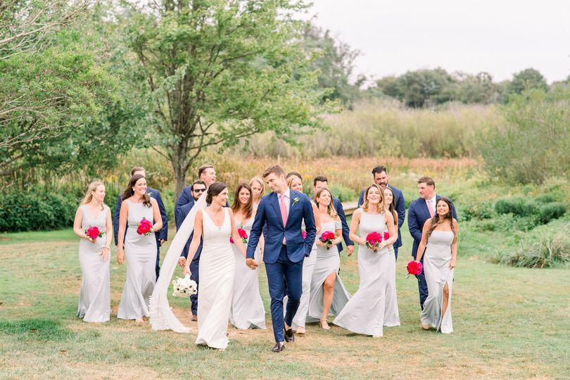 K&T's Nantucket Wedding