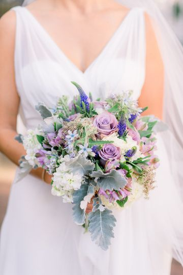 Nantucket Wedding Bouquet