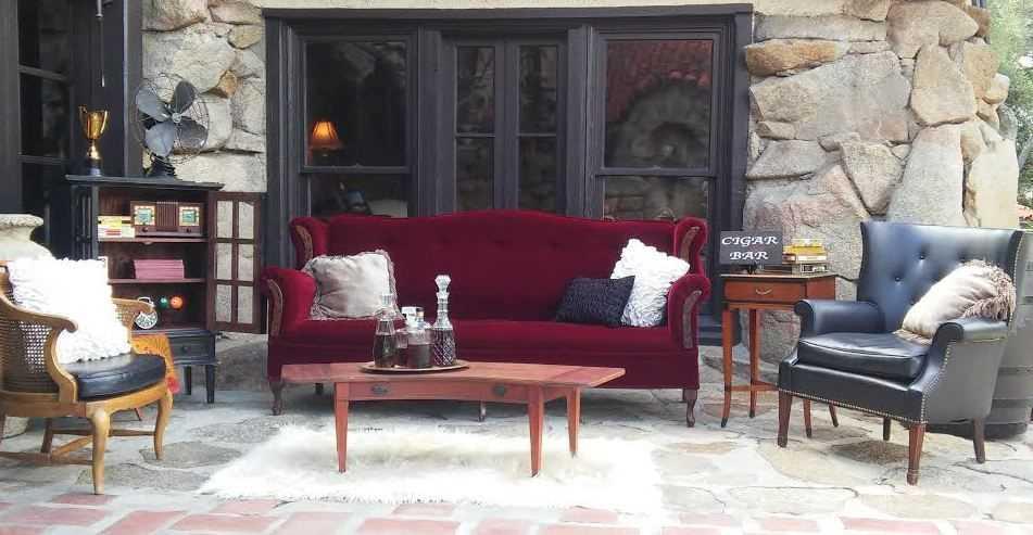 Rickety Swank Vintage Rentals & Industrial Farm Tables