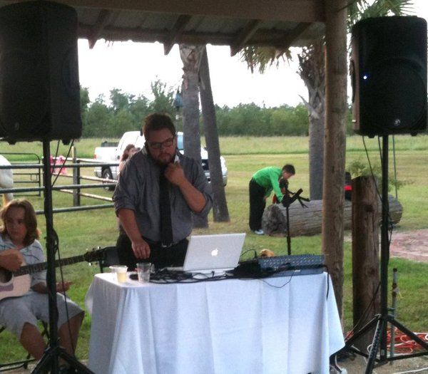 DJ'ing- West Emerson Productions