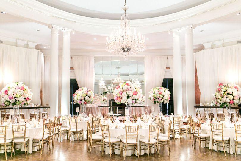 Alston & Jordan's Houston Country Club wedding