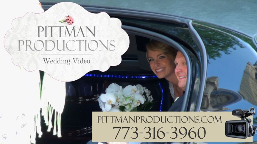 PittmanProductionsWeddingVideoChicagoHolyNameCathedral