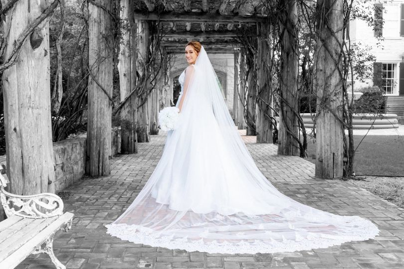 Bridal B/W Back
