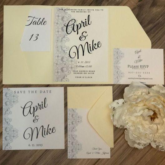 Tmx 1539029096 Edfbf111ddaf4624 1539029095 28aed647a491cf54 1539029095055 1 12 Design Cleveland, Ohio wedding invitation