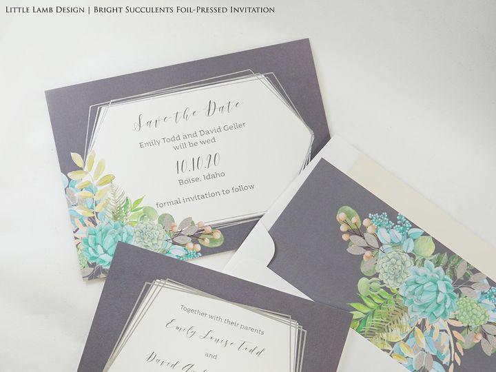 Tmx 2018 Llwedding 40 51 1017580 1570066574 Cleveland, Ohio wedding invitation