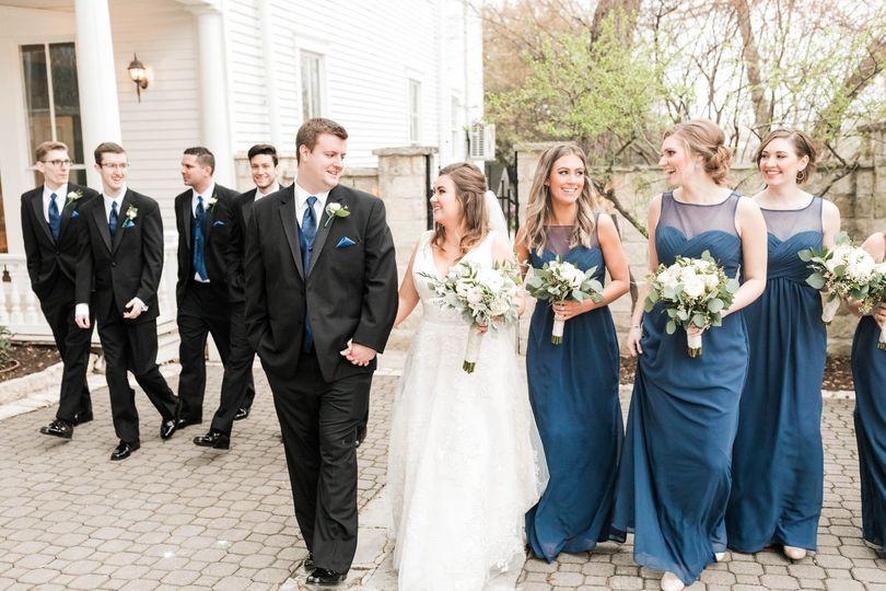 Wedding Party Blues