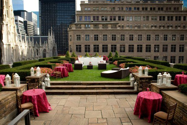 620 loft garden venue new york ny weddingwire for Outdoor wedding venues in ny