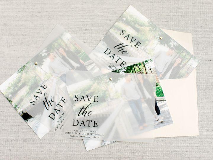 Tmx 1514323828782 Laceandbelle 75 Colonia, NJ wedding invitation
