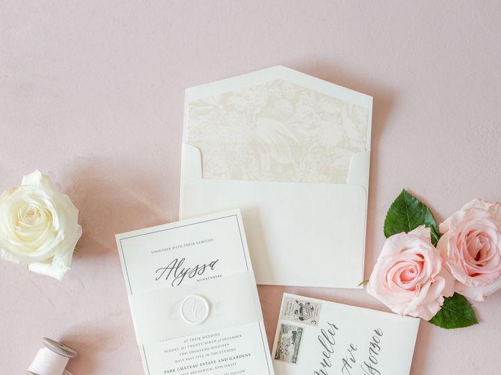 Tmx Lace And Belle Invite Inspo 10 51 678580 158964655680535 Colonia, NJ wedding invitation