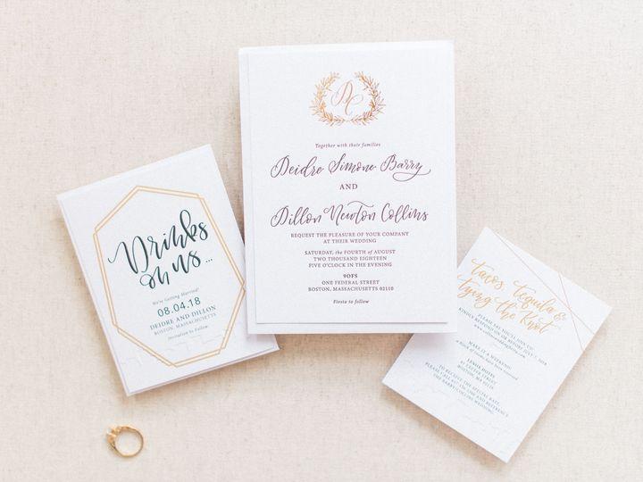 Tmx Michellebehrephotographynewjerseyfineartweddingphotographyforlaceandbelle 153 51 678580 Colonia, NJ wedding invitation
