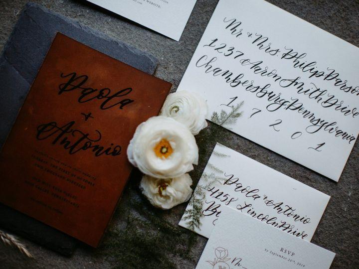 Tmx Oldmillrosevalley 8590 51 678580 157685705766645 Colonia, NJ wedding invitation