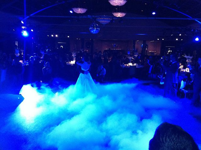 First Dance on Cloud