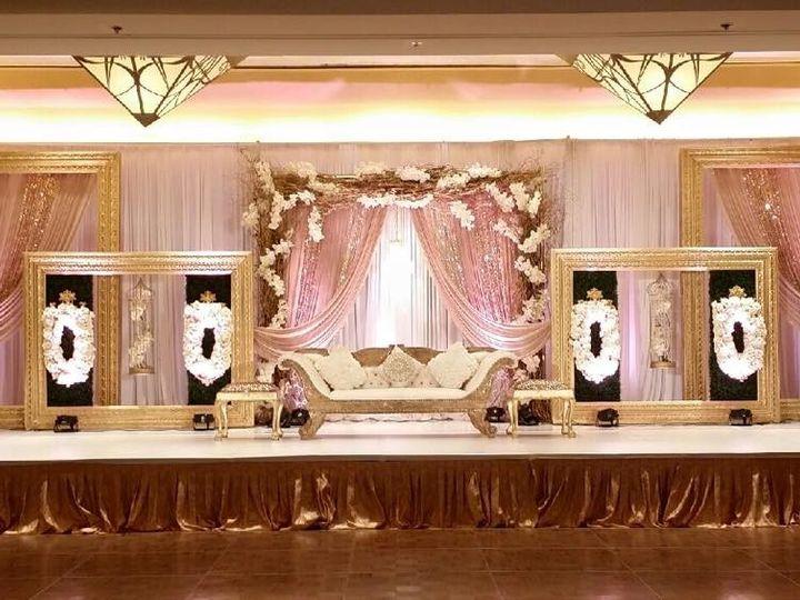 Tmx 1452268580186 Pinkgoldframesetup Richardson, TX wedding venue