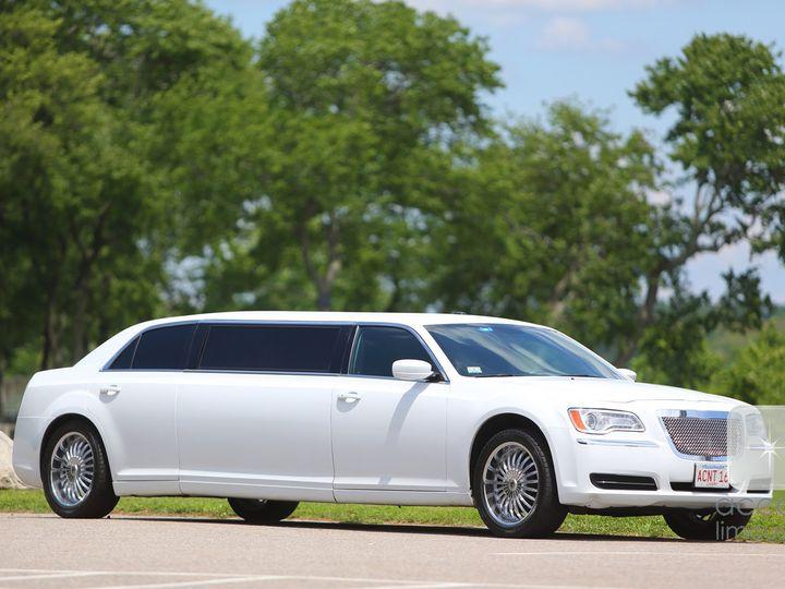 Tmx 1509042779868 Chrysler 300   White Limousine Ext Milford wedding transportation