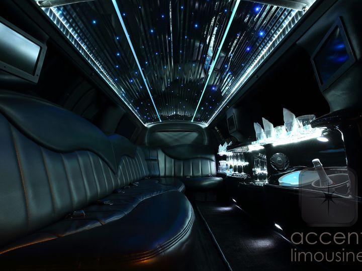 Tmx 1509042801838 Lincoln   White Limousine Int Milford, MA wedding transportation