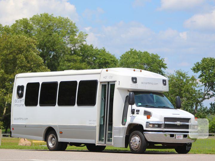 Tmx 1509042810958 Mini Bus   Ext Milford wedding transportation