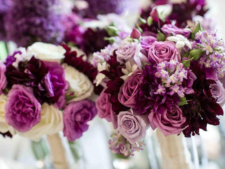 Tmx 1428683906216 Purple Bouquet 2 New York, NY wedding florist