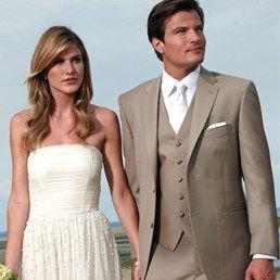 Tmx 1390421286507 Perry Ellis British Tan Madison Suit Thum Totowa, NJ wedding dress