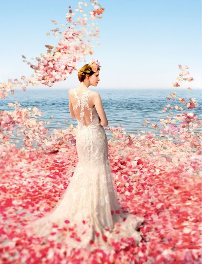 Claire Pettibone - Dress & Attire - Beverly Hills, CA - WeddingWire