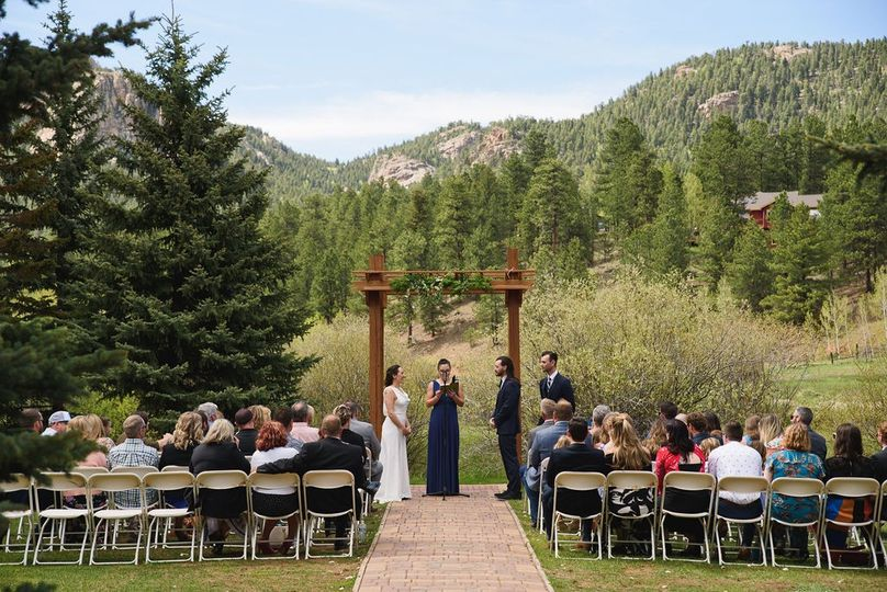 Mountain View Ranch by Wedgewood Weddings
