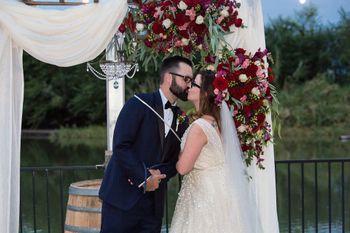 Courtney + Kent Wedding