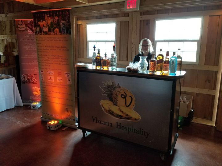 Full bar service provided with TABC bartenders, we can customize all hosted  or cash bar packages...