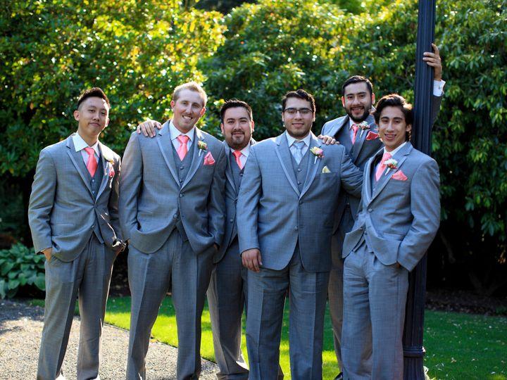 Tmx 1450813618011 Groomsgroomsmean Redmond wedding dress