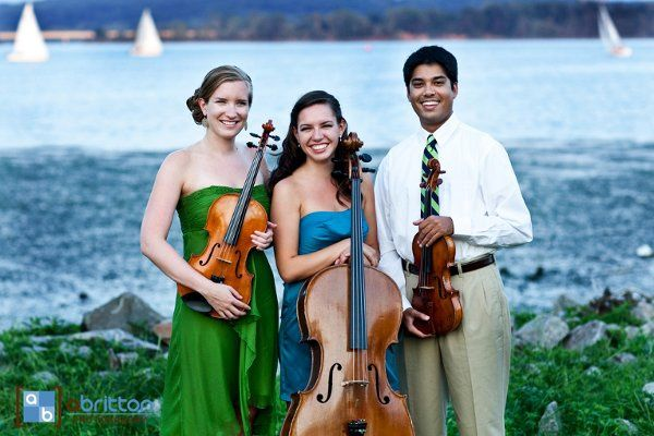 Chesapeake Strings by the Potomac.  Picture by Allison Britton.