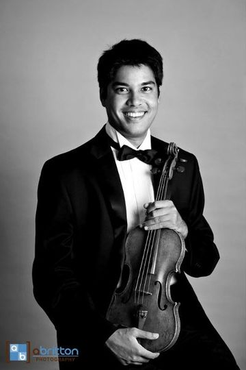 Chesapeake Strings violinist, Justin