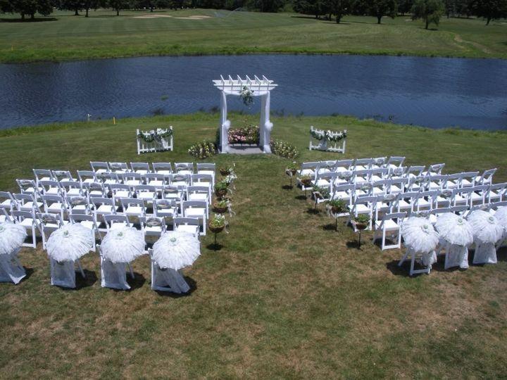 Tmx 1359045727991 WhiteChairsatceremony Pawtucket, Rhode Island wedding rental