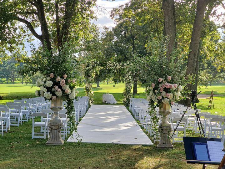 Tmx Ceremony Outside Side 17 Set Up 51 966680 160719500239273 East Norwich, NY wedding venue
