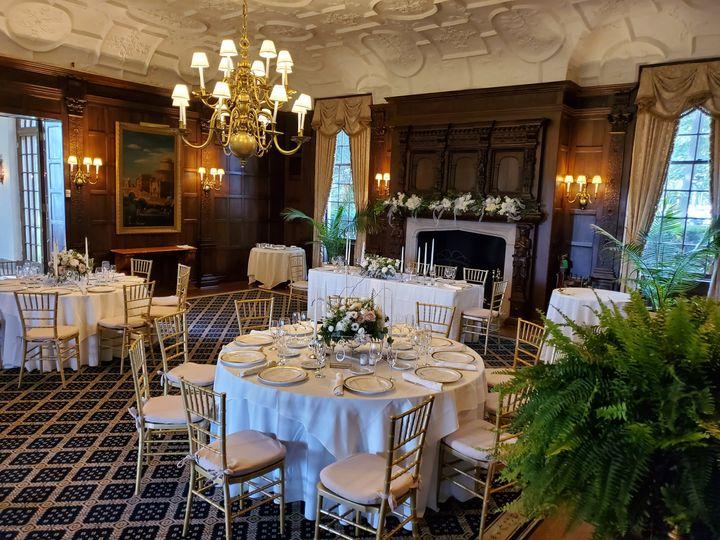 Tmx Oak Room Dinner Fireplace Side 51 966680 160719504679950 East Norwich, NY wedding venue
