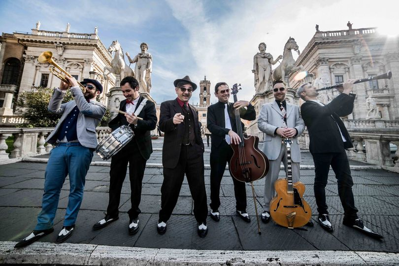 Band in Rome