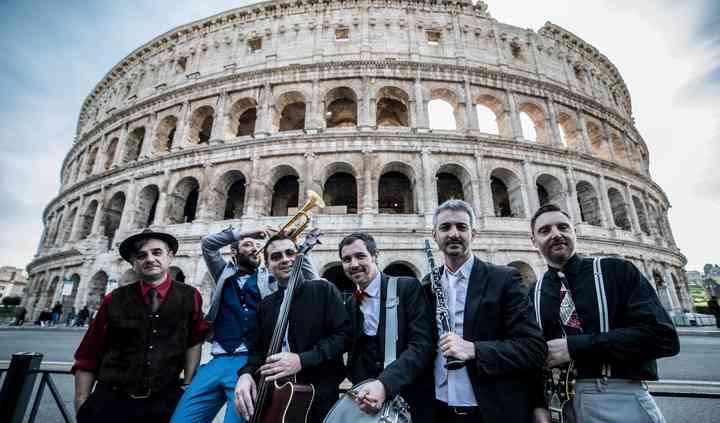 The Italian Wedding Band