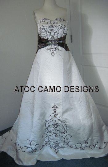A Touch of Camo, LLC - Dress & Attire - Lakeside, AZ - WeddingWire