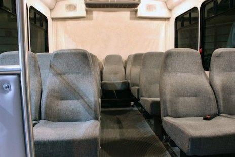 shuttle 17 interior