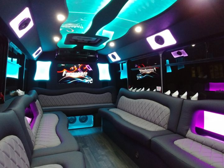 Tmx 18 Interior Night 3 51 130780 1568660426 Grand Rapids, MI wedding transportation