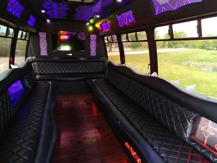 Tmx 22 3 Interior 2 51 130780 1568660434 Grand Rapids, MI wedding transportation