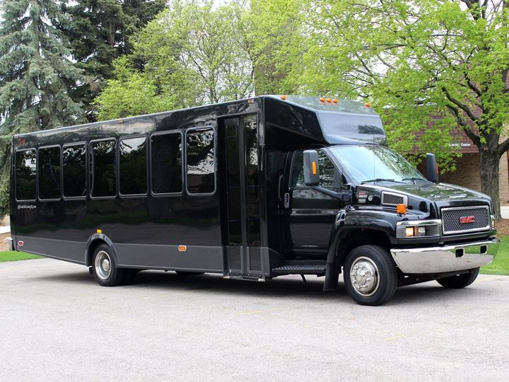 Tmx 26 2 Exterior 1 51 130780 1568660442 Grand Rapids, MI wedding transportation