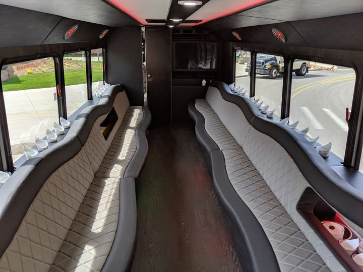 Tmx 26 3 Interior 51 130780 1568660447 Grand Rapids, MI wedding transportation