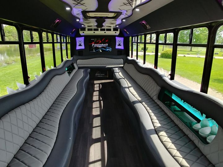 Tmx 28 Interior 1 51 130780 1568660486 Grand Rapids, MI wedding transportation